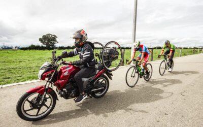 Nos alegra ver crecer y emprender a exciclistas de nuestro equipo