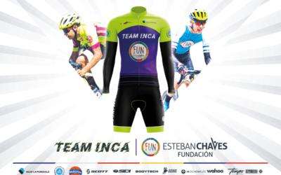 FUN y Team INCA, juntos en la Vuelta de la Juventud 2020