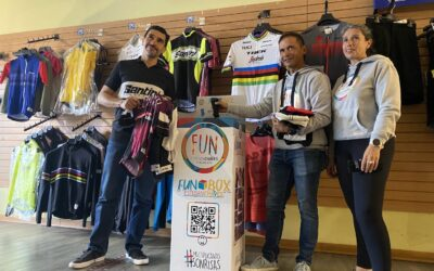 Vuelve FUN Box, la campaña de donación anual de FUN y 14 OCHOMILES