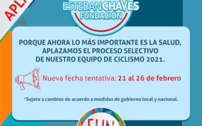 Aplazado el proceso selectivo del equipo FUN Chaves 2021