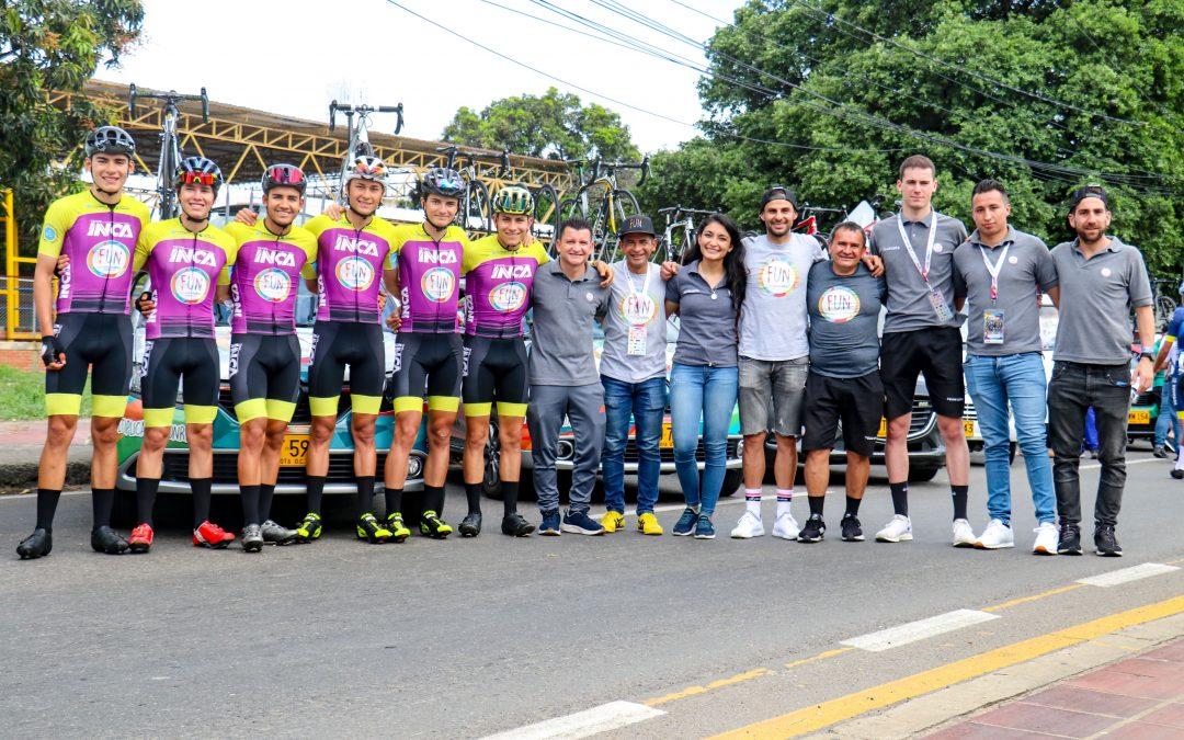 ¡Histórica participación en la Vuelta de la Juventud!